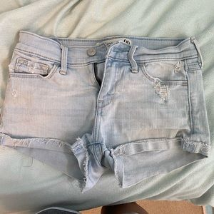 Pants - abercrombie and fitch shorts
